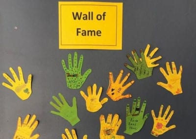 Gallery - Wall of Fame